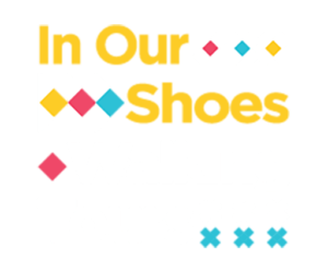 In Our Shoes Walking Tours logo